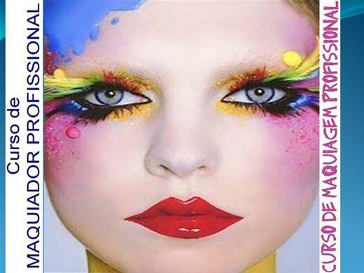 Curso Online de Curso de Maquiagem Profissional