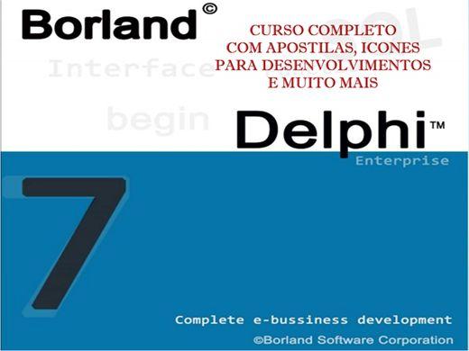 Curso Online de Delphi 7