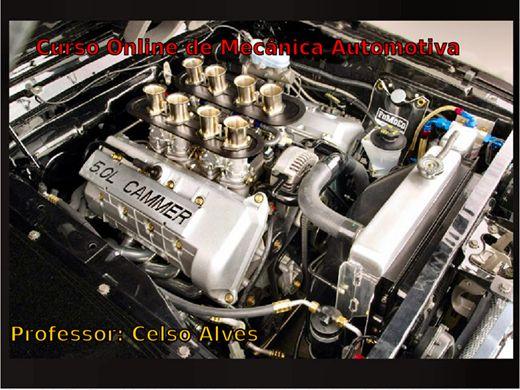 Curso Online de Mecânica de automóvel