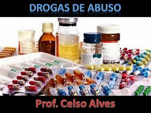 Curso Online de Drogas de abuso