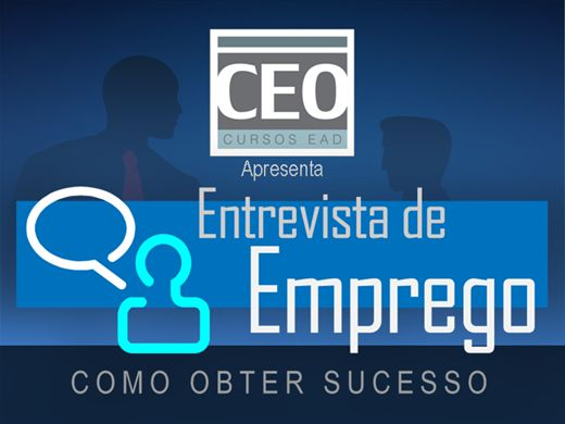 Curso Online de Entrevista de Emprego - Como Obter Sucesso