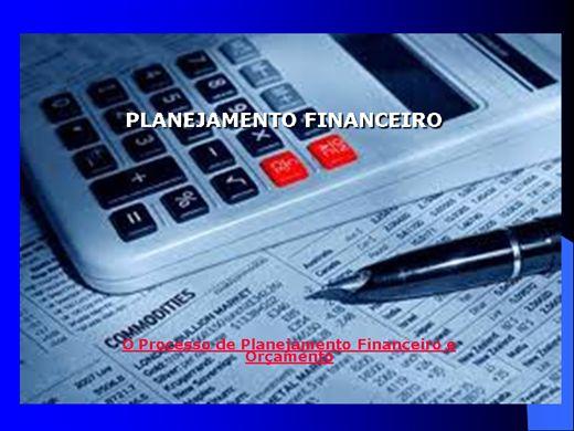 Curso Online de PLANEJAMENTO FINANCEIRO