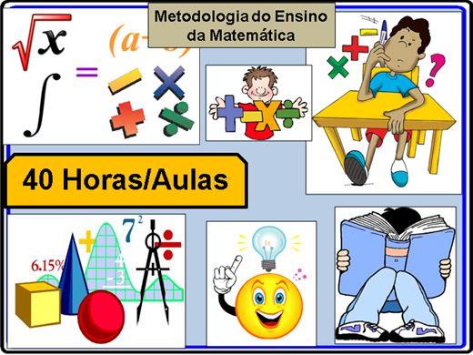 Curso Online de Metodologia do Ensino da Matemática
