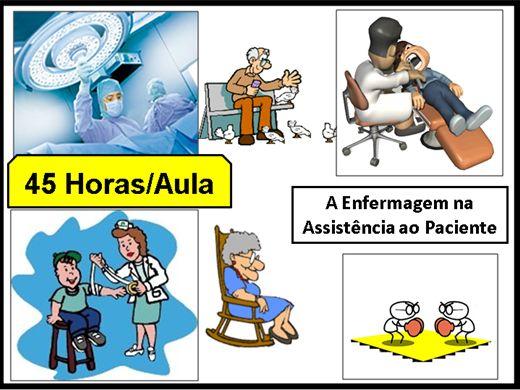Curso Online de A Enfermagem na Assistência ao Paciente
