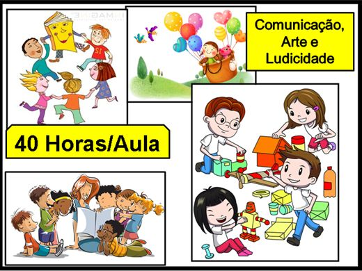 Curso Online de Comunicação, Arte e Ludicidade