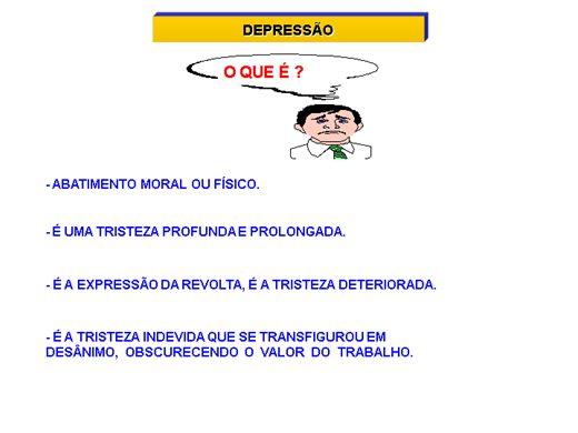 Curso Online de Depressão tem cura!