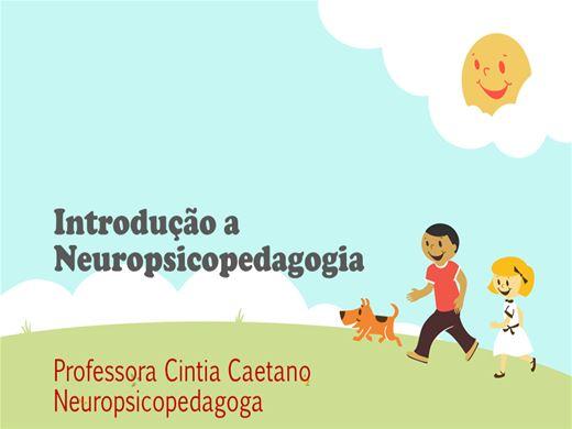 Curso Online de Introdução a Neuropsicopedagogia