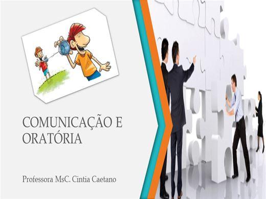 Curso Online de Comunicação e Oratória