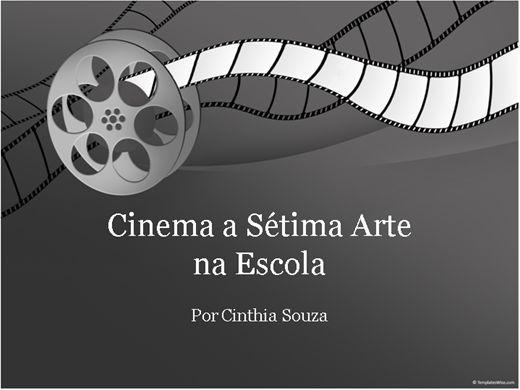 Curso Online de Cinema a Sétima Arte na Escola