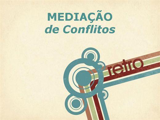 Curso Online de Mediação de Conflitos I