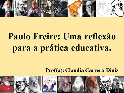 Curso Online de Paulo Freire: Uma reflexão para a prática educativa.