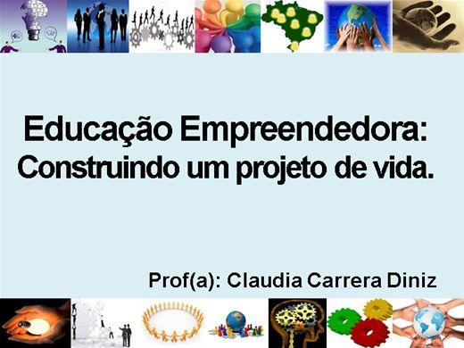 Curso Online de Educação Empreendedora: Construindo um projeto de vida.