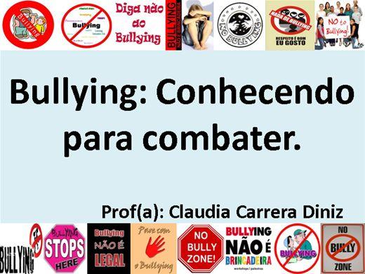 Curso Online de Bullying : Conhecendo para combater.