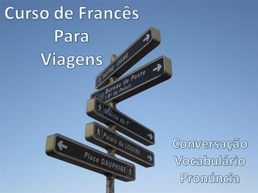 Curso Online de Conversação em Francês para Viagens