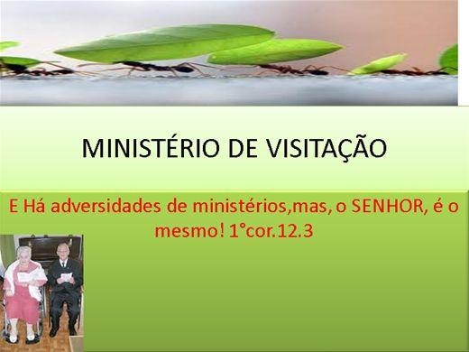 Curso Online de SEMINÁRIO DE VISITAÇÃO.