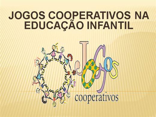 Curso Online de Jogos Cooperativos na Educação Infantil