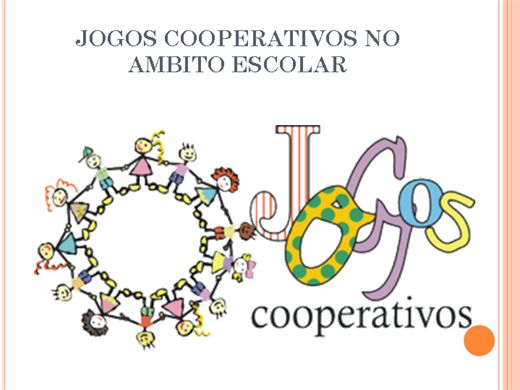 Curso Online de Jogos Cooperativos no Âmbito Escolar