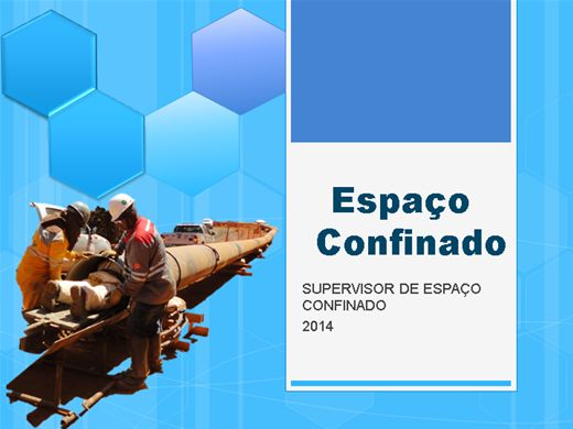 Curso Online de SUPERVISOR DE ESPAÇO CONFINADO