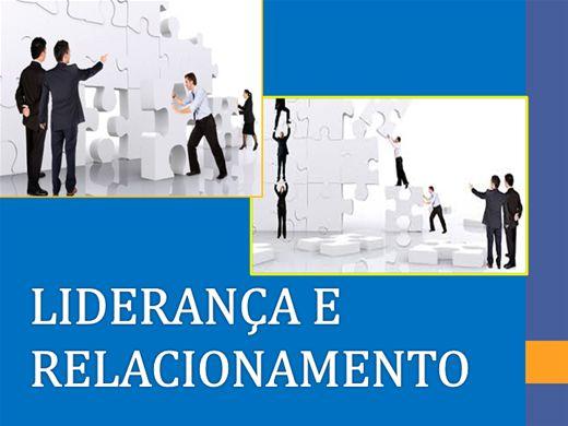 Curso Online de LIDERANÇA E RELACIONAMENTO