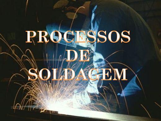 Curso Online de PROCESSOS DE SOLDAGEM
