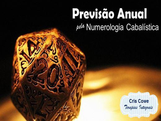 Curso Online de Previsão Anual pela Numerologia Cabalística