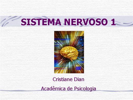 Curso Online de Sistema   Nervoso