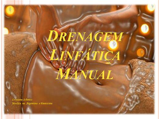 Curso Online de DRENAGEM LINFATICA ATUALIZADA