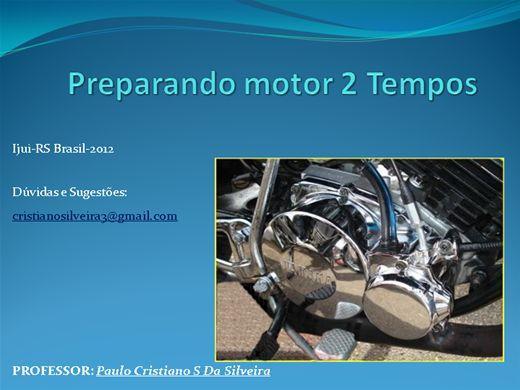 Curso Online de Preparando motor 2 Tempos