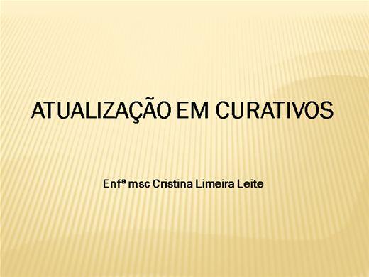 Curso Online de Atualização em Curativos