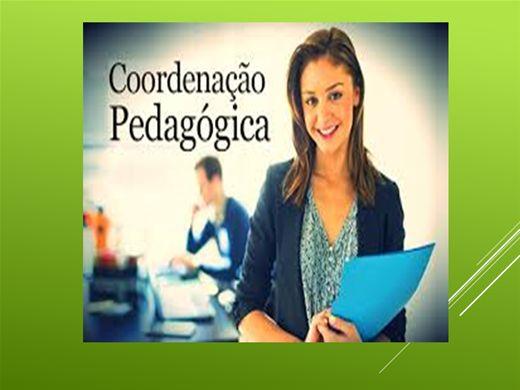 Curso Online de Coordenação Pedagogica