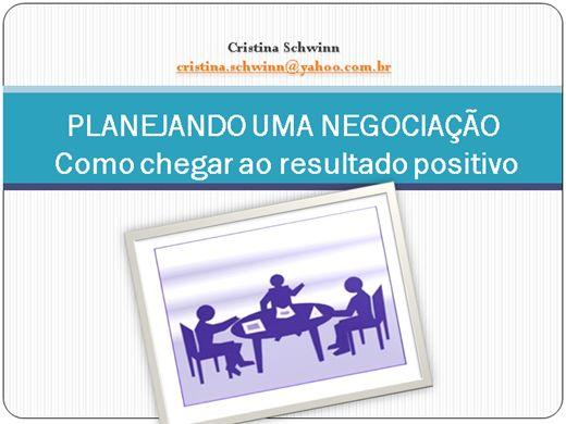 Curso Online de Planejando uma Negociação: como chegar ao resultado positivo