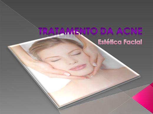 Curso Online de Tratamento da Acne