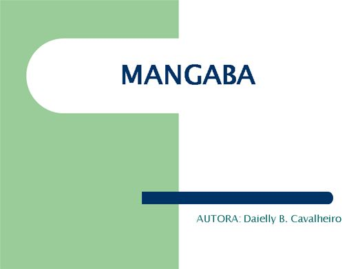 Curso Online de Cultura da Mangaba