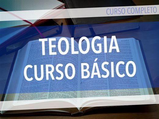 Curso Online de Curso Básico de Teologia