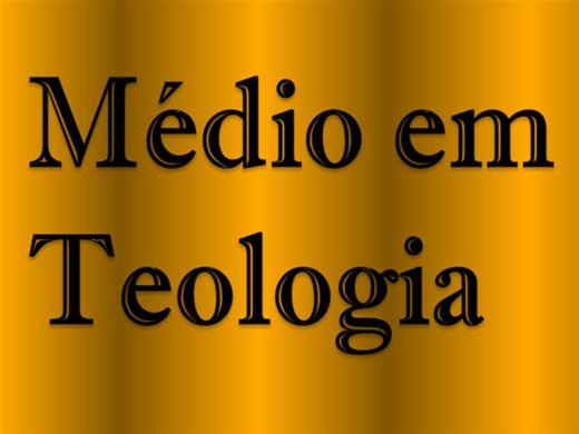 Curso Online de CURSO MÉDIO EM TEOLOGIA