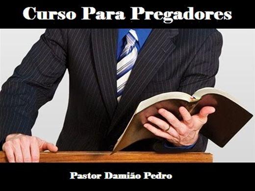 Curso Online de CURSO DE PREGADOR