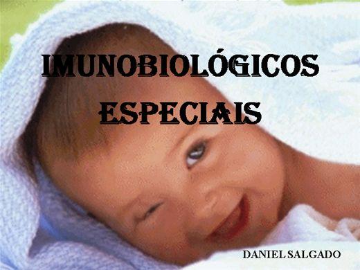Curso Online de Imunização Especial