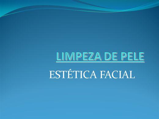 Curso Online de Limpeza de pele + Peeling