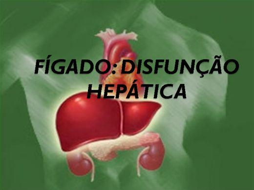 Curso Online de Fígado: disfunção hepatica