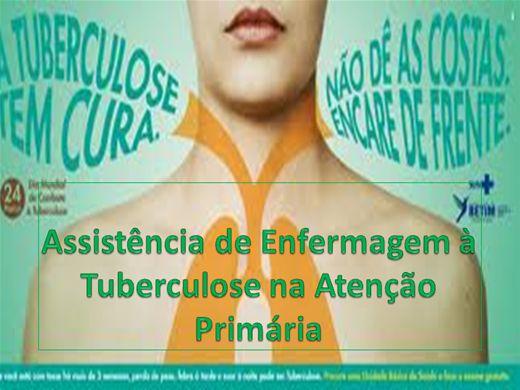 Curso Online de Assistência de enfermagem à tuberculose na atenção primária