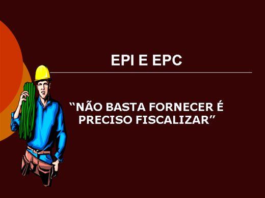 Curso Online de EPI e EPC