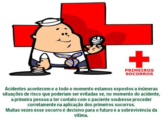 Curso Online de NOÇÕES BÁSICAS PRIMEIROS SOCORROS