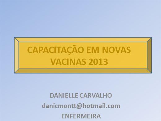 Curso Online de Curso de atualização em sala de vacinas 2013
