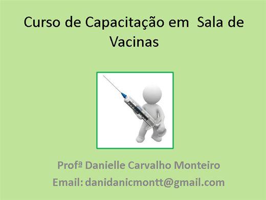 Curso Online de Curso de Capacitação em Vacinas