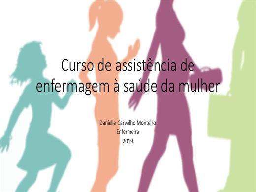 Curso Online de Assistência à Saúde da Mulher