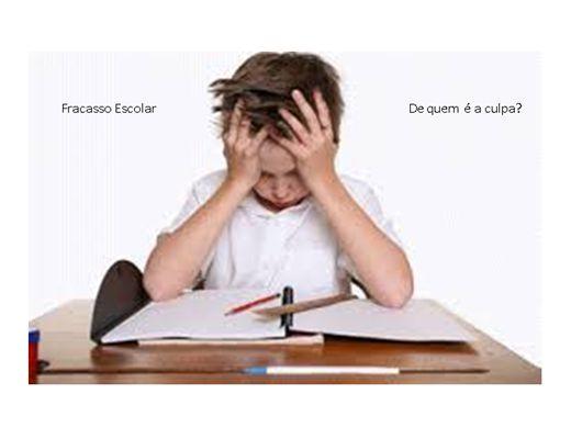 Curso Online de Fracasso Escolar