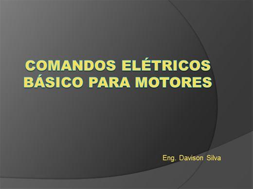 Curso Online de COMANDOS ELÉTRICOS BÁSICO
