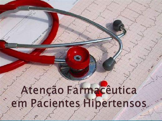 Curso Online de Atenção Farmaceutica em Pacientes Hipertensos