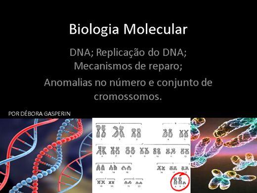 Curso Online de Biologia molecular básica e citogenética