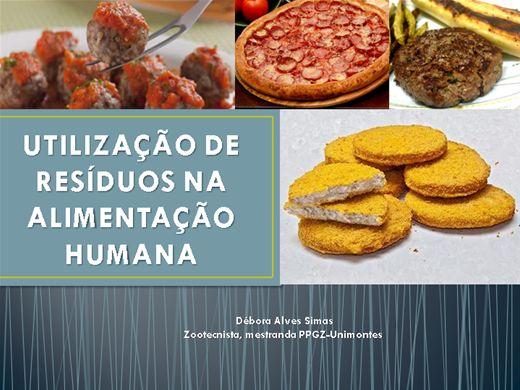 Curso Online de Utilização de Resíduos na Alimentação Humana